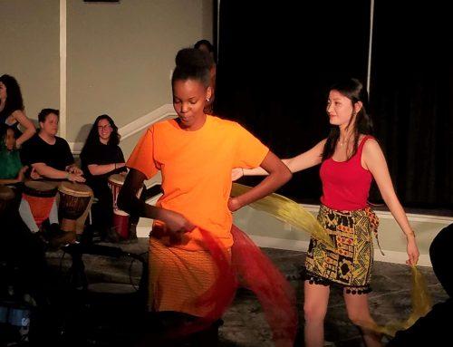 Massachusetts students present an original production at Oakwood Common
