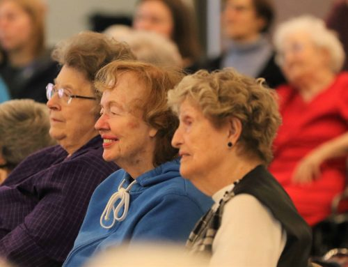 Residents of Beaumont Commons, Dearborn enjoy spirited performances by Detroit Symphony Orchestra musicians