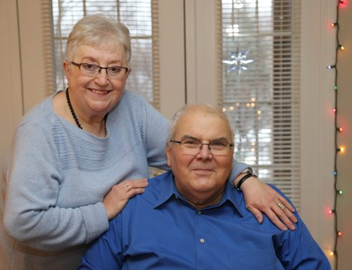 Convenience and personal safety influenced couple's move to Beaumont Commons, Dearborn